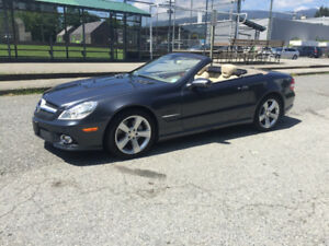 2009 Mercedes SL 550 Convertible