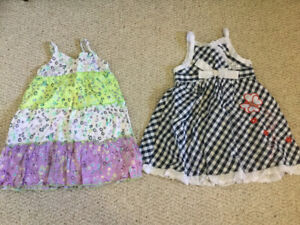 Toddler girl size 2/3 summer clothes