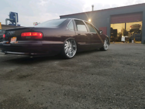1996 Chevrolet Impala SS need gone no reasonable offer refused