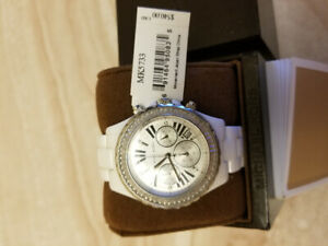Beautiful authentic Michael Kors watch