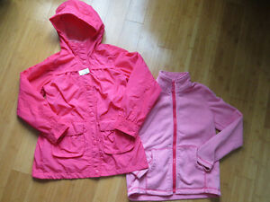 Girls Jackets - Sizes 10