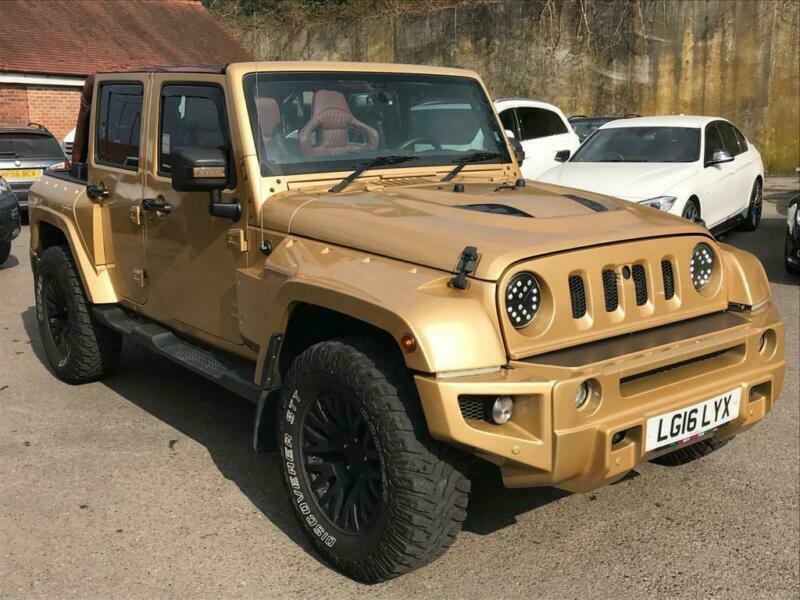 2016 Jeep Truck >> 2016 Jeep Wrangler Chelsea Truck Company 2 8 Diesel Auto 21k Miles Lhd In Chesham Buckinghamshire Gumtree