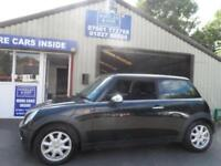 2004 04 MINI HATCH ONE 1.6 ONE 3D 89 BHP ALLOYS ONLY 2 LADY OWNERS