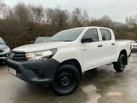 2019 Toyota Hilux Active D/Cab Pick Up 2.4 D-4D Pick Up Diesel Manual