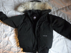 Women's Canada Goose Chilliwack Bomber Size L