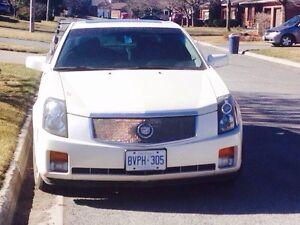 2006 Cadillac CTS  ltd. low Km's