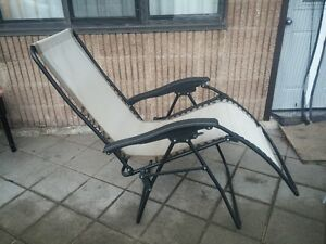 Folding/Reclining camping chair