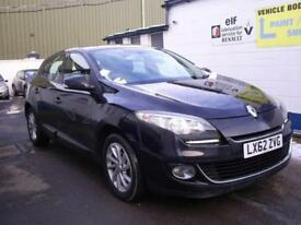 2012 Renault Megane 1.5dCi (110bhp) Dynamique Tom Tom - 5 Door - Metallic Black