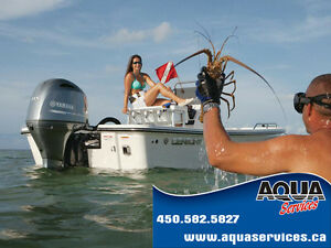 SALE ON ALL YAMAHA OUTBOARD MOTORS