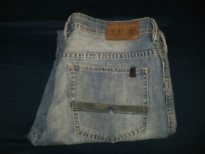 Buffalo jeans, size 34 straight fit