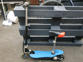 For sale electric scooter boys used