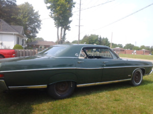 1968 Galaxy,..want this gone soon
