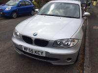 BMW 1 Series 1.6 5dr