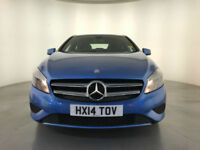 2014 MERCEDES-BENZ A180 BLUE EFFICIENCY SPORT DIESEL 1 OWNER SERVICE HISTORY