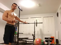 Come workout with the best | Personal Trainer with Studio