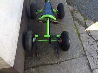Berg gokart / quad / twin seater