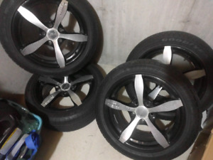 17x7.5 inch wheels for BMW 3 series, X1, and more