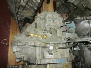 -TOYOTA ECHO TRANSMISSION 2000-05 AUTOMATIC 1.5 WITH 68900 KMS