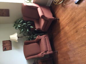 Chaise bergère