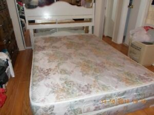 furniture - complete double bed