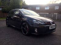 2012 VOLKSWAGEN GOLF GTI TURBO 35 EDITION FULLY LOADED DSG MUST SEE £12.995 PX