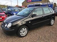 Volkswagen Polo 1.2 ( 55bhp ) 2003MY E COMPLETE FSH REALLY CLEAN