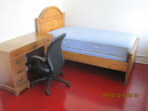 ONE  ROOM AVAILABLE NOW,on the partington  AVE for students