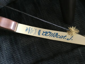 Wildcat bow never used.