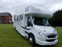 RS Endeavour 6 Berth Large Rear Garage Motorhome For Sale