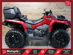 2018 Bombardier CAN AM BRP OUTLANDER MAX 1000R XT  DPS 51,06$/SE