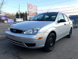 $3000 2007 FORD FOCUS! WINTER READY! LOW KMS - 85,000KM!!