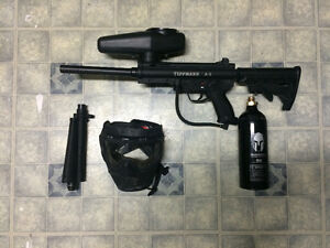 Paintball gun and Kit for sale