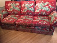 3 seater settee - free to good home!