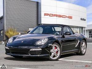 2011 Porsche Boxster S