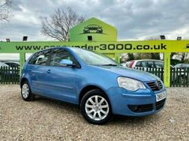 image for 2005 Volkswagen Polo 1.4 SE 5d 74 BHP Hatchback Petrol Automatic