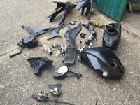 Yamaha YZF r125 parts