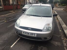 2004 FORD FIESTA 1.4 ZETEC 16V PETROL MANUL WITH SERVICE HISTROY ***1195***