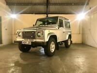 2015 - Land Rover 90 Defender 2.2TD County PX, swap