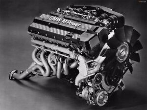 BMW S38B36 (E34 M5) POWERPLAN