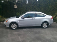 2008 Ford Focus SE Coupe (2 door)