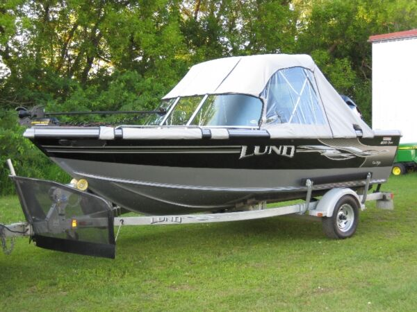 Used 2009 Lund Boat Co 1850 GRAN SPORT TYEE