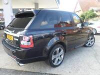 Land Rover Range Rover Sport 3.0 SDV6 Autobiography Sport DIESEL 2012/61