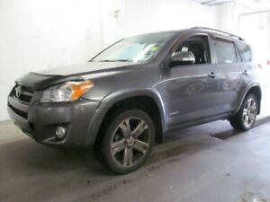 2011 Toyota RAV4 SPORT - ALL WHEEL DRIVE and Priced to Sell!!