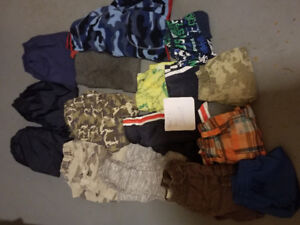 Boys size 18mo - 2t clothing lot all for $10