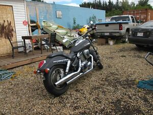 2008 honda vtx1500 ---mint condition  ---runs  great