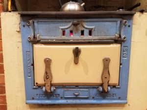 Wanted: WTB Simpson Giffhorn wood stove parts