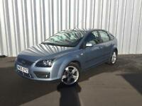 2005 Ford Focus 1.6i Zetec Climate - 5 Speed Manual - Long MOT