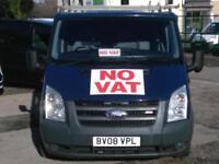 2008 FORD TRANSIT VAN SWB T280 2.2 TDCI 110ps Diesel
