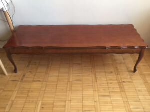 Antique cofee table / bench - FREE DELIVERY