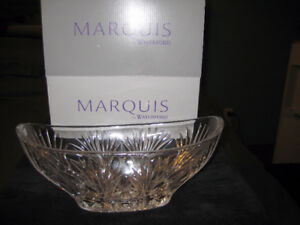 "Marquis by Waterford Oval 11"" Bowl"